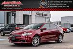 2015 Dodge Dart Limited LOADED! Sun & Sound Group Technology Group 17 Polished Alloys R.Start in Thornhill, Ontario