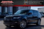 2015 Land Rover Range Rover Sport Autobiography LOADED! Dynamic Nav BlindSpot PanoSunroof Meridian Audio 21 Alloys in Thornhill, Ontario