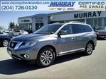 2015 Nissan Pathfinder Platinum in Brandon, Manitoba