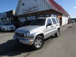 2005 Jeep Liberty RARE CRD! ECONOMICAL SUV! in St Catharines, Ontario