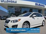 2013 Subaru Impreza 5Dr Limited Pkg Navigation No Accidents Our own in Thornhill, Ontario