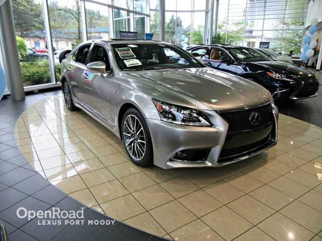 2016 Lexus Ls 460 F Sport Awd Luxury And Performance