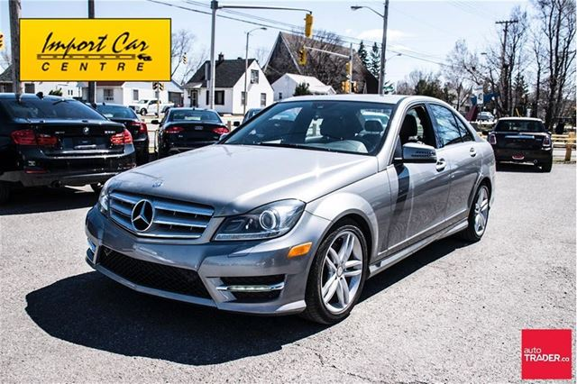 2013 mercedes benz c class c300 ottawa ontario used car for 2013 mercedes benz c class