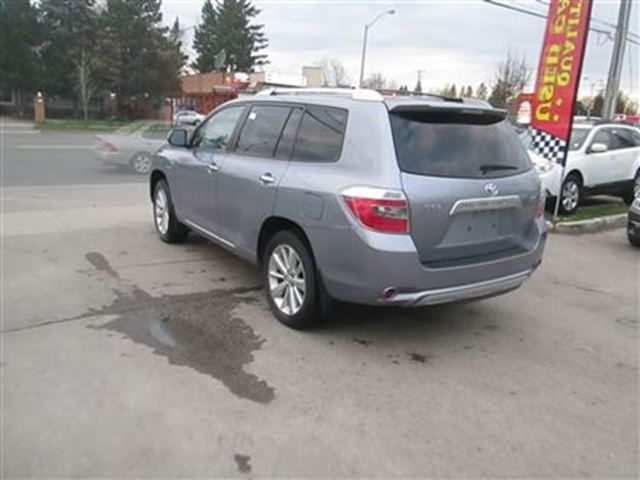 2009 toyota highlander low low km scarborough ontario. Black Bedroom Furniture Sets. Home Design Ideas