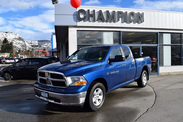 2011 DODGE RAM 1500 SLT in Trail, British Columbia