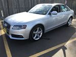 2012 Audi A4 2.0T Premium, Automatic, Leather, Sunroof, Heated in Burlington, Ontario