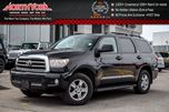 2013 Toyota Sequoia SR5 4x4 7-Seater Tow Hitch Sunroof DVD Screen Backup Cam HTD Frnt Seats Keyless_Entry in Thornhill, Ontario