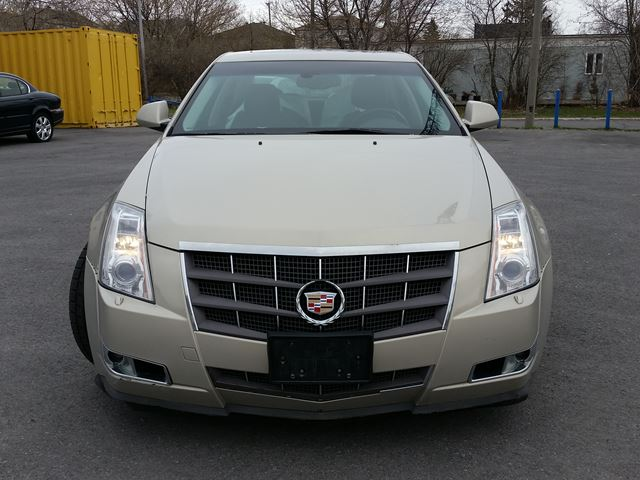 2008 cadillac cts w 1sb ottawa ontario car for sale. Black Bedroom Furniture Sets. Home Design Ideas