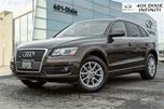 2012 Audi Q5 **MUST SEE** Navigation! in Mississauga, Ontario