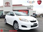 2014 Toyota Matrix Base in Mississauga, Ontario