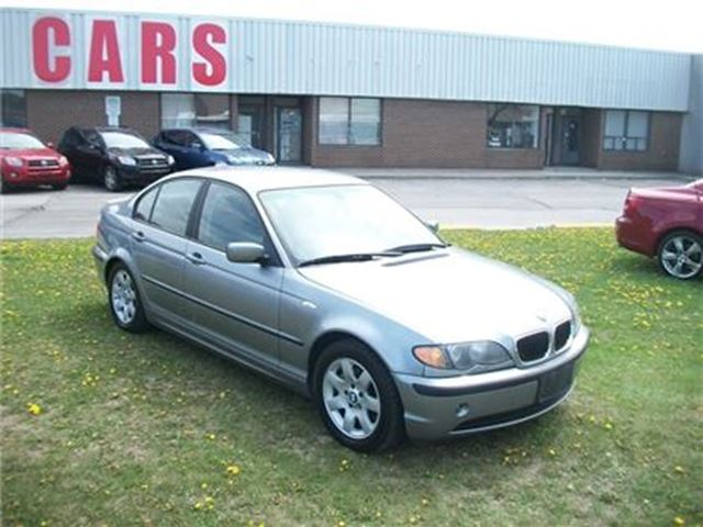 2004 BMW 325 i ~ REAR-WHEEL DRIVE ~ AUTOMATIC ~ CERTIFIED ~ in Toronto, Ontario