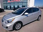 2016 Hyundai Accent HATCHBACK   BLUETOOTH   HEATED FRONT SEATS in Milton, Ontario
