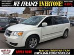 2010 Dodge Grand Caravan SXT 111 KM DVD POWER DOORS AND LIFT GATE in Hamilton, Ontario