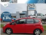 2011 Honda Fit Sport at in Calgary, Alberta