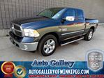 2015 Dodge RAM 1500 Big Horn 4x4 *Quad* in Winnipeg, Manitoba