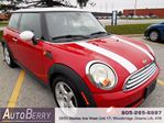 2008 MINI Cooper PANO ROOF - 6 SPEED in Woodbridge, Ontario