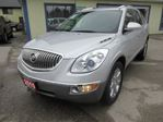 2010 Buick Enclave LOADED CXL MODEL 8 PASSENGER BENCH.. 3RD ROW..  in Bradford, Ontario