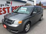 2009 Dodge Grand Caravan SE STO & GO, CRUISE CONTROL, TINTED WINDOWS in Oshawa, Ontario