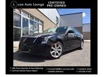 2013 Cadillac ATS 2.0 TURBO, 6-SPEED MANUAL, SUNROOF, CUE SYSTEM, BOSE SURROUND SOUND, POLISHED WHEELS, CERTIFIED PRE-OWNED! in Orleans, Ontario
