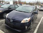2012 Toyota Prius Three A/C+ONE OWNER+SERVICED HERE! in Cobourg, Ontario