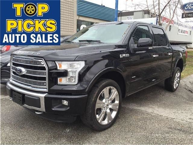 2016 Ford F-150 Limited in North Bay, Ontario