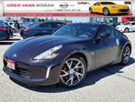 2016 Nissan 370Z Touring 6spd w/all leather,heated seats,NAV in Cambridge, Ontario