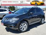 2013 Nissan Murano SL AWD w/all leather,climate control,heated seats in Cambridge, Ontario