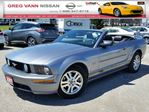 2007 Ford Mustang GT w/all leather,rear spoiler,alloys in Cambridge, Ontario