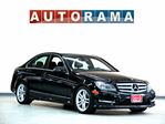 2013 Mercedes-Benz C-Class C 300 4MATIC AWD LEATHER PANORAMIC SUNROOF in North York, Ontario