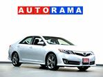 2012 Toyota Camry SE NAVIGATION SUNROOF LEATHER in North York, Ontario