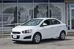 2014 Chevrolet Sonic LT Auto   Remote Start   Heated Seats in Toronto, Ontario