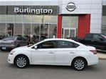2013 Nissan Sentra SV in Burlington, Ontario
