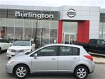 2012 Nissan Versa 1.8 SL in Burlington, Ontario