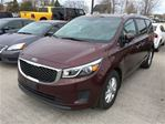 2016 Kia Sedona LX, Bluetooth, Back up Camera, Heated Seats in Oakville, Ontario
