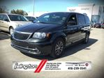 2015 Chrysler Town and Country S - FWD, 3.6L V6 *FORMER RENTAL* FULLY LOADED w/ STOW 'N GO SEATS, LEATHER, NAV, BACKUP CAM, SUNROOF, POWER/HEATED SEATS, DUAL VIDEO MONITORS & MORE! in Toronto, Ontario