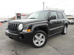 2010 Jeep Patriot 4X4 NORTH EDITION - HTD SEATS in Oakville, Ontario