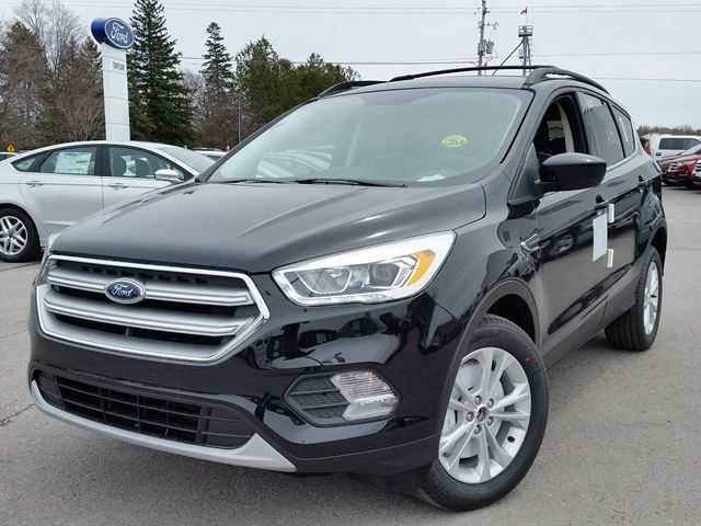 2017 ford escape se black taylor ford new car. Black Bedroom Furniture Sets. Home Design Ideas