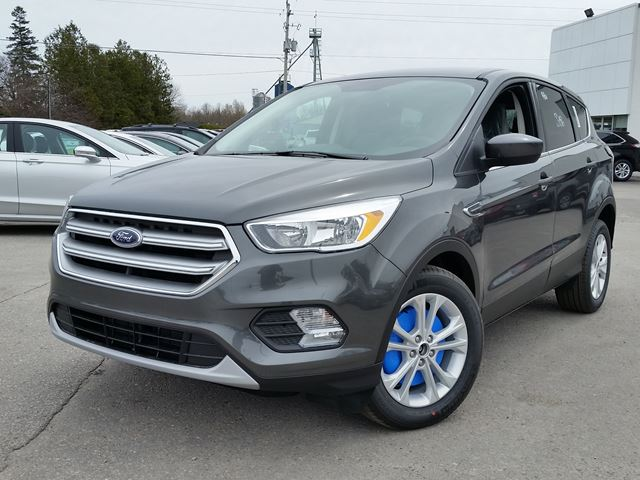 2020 Ford Escape SE Steel | TAYLOR FORD - NEW CAR | Wheels.ca