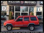 1998 Jeep Cherokee SPORT* 4X4* AUTO* LOCAL TRADE* AS IS* RUNS GREAT!! in Toronto, Ontario