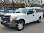 2013 Ford F-150 XL RWD w/rear cap in Hamilton, Ontario