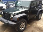 2011 Jeep Wrangler Sport 4x4 Both Tops in St Catharines, Ontario