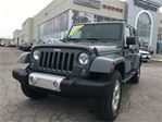 2014 Jeep Wrangler Unlimited Sahara Unlimited - 6spd manual - Only 12120 kms - in Woodbridge, Ontario