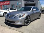 2012 Hyundai Genesis 5.0 R-Spec NAVIGATION LEATHER MOONROOF 19INCH MAGS in St Catharines, Ontario