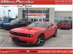 2015 Dodge Challenger R/T+/6 SPEED MANUAL/SUNROOF/NAVIGATION/LEATHER in Milton, Ontario