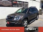 2011 GMC Acadia SLT AWD DVD CAM LEATH ROOF *CERTIFIED* in St Catharines, Ontario
