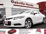 2013 Honda Civic Coupe LX 5AT in Oakville, Ontario