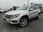 2012 Volkswagen Tiguan 2.0T AWD - LEATHER - PANO ROOF in Oakville, Ontario