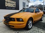 2009 Ford Mustang COUPE GRABBER  SPEED 4.0 L in Halifax, Nova Scotia