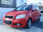 2009 Chevrolet Aveo  HATCHBACK LS 5 SPEED 1.6 L in Halifax, Nova Scotia