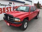 2004 Dodge Dakota Sport 4X4, TONNEAU COVER, OW PACKAGE in Oshawa, Ontario